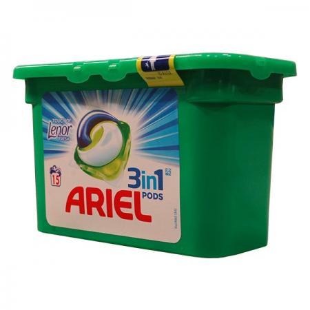 Ariel capsule 15 cap