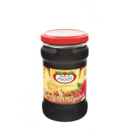 Arovit gem fructe padure 225g