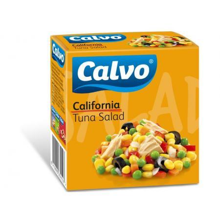 Calvo salata california cu ton 150g