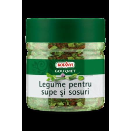Legume pentru supe si sosuri uscate si tocate KOTANY 95 g