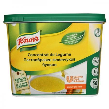 Concentrat de legume Knorr 1 kg