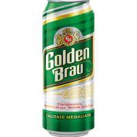 Bere Golden Brau doza 500 ml