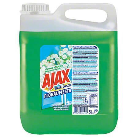 Ajax detergent geam flow spring 5 L