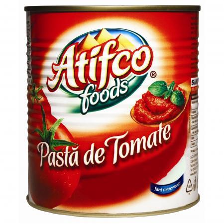 Atifco pasta de tomate cutie 800 g