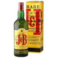 Whisky J&B 0.7 L
