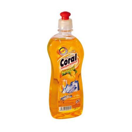 Detergent ACTIV pentru Vase - 500ml - PORTOCALĂ
