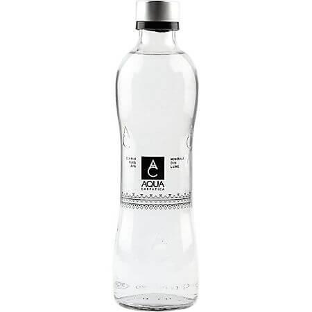 Apa carbogazoasa, 0.33L, Aqua Carpatica
