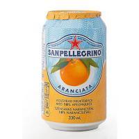 Suc Aranciata 0.33L Sanpellegrino