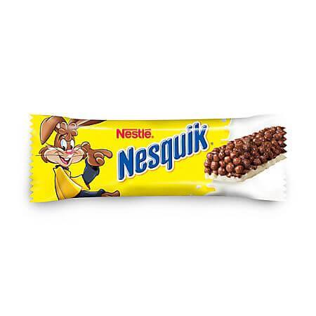 Baton de cereale, 25g, Nestle Nesquik