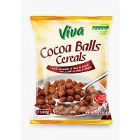 Cereale cocoa balls, 500g, Viva