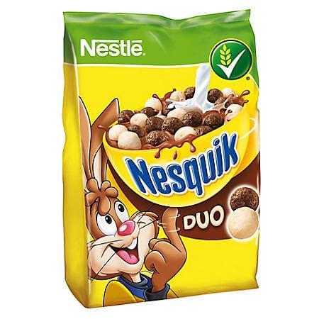 Cereale integrale Nesquik Duo 225 gr