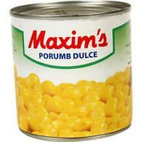 Porumb dulce 340g Maxim's