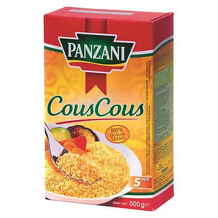 Caous Cous 500g Panzani