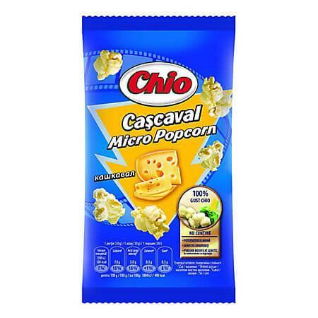 Popcorn microunde Cascaval 80g Chio