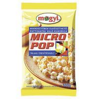 Popcorn pentru microunde cu sare, 100g Mogyi