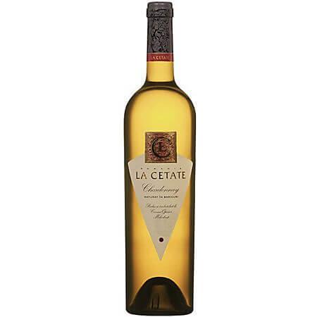 Vin alb, 0.75L, La Cetate Chardonnay