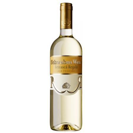 Vin alb Schwaben Wein - Fetească Regală 750 ml