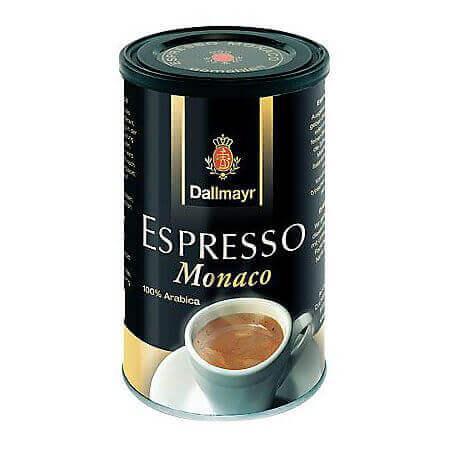 Cafea macinata 200g Dallmayr Monaco Expresso