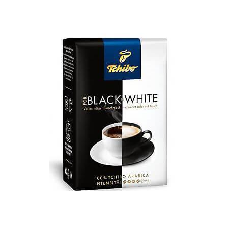 Cafea macinata 250g Tchibo Blackn White