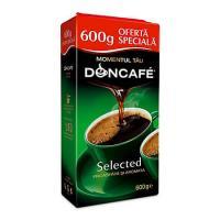 Cafea macinata Doncafe Selected 600 gr
