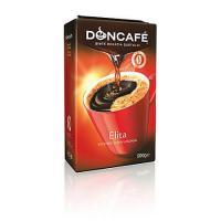 Cafea prajita si macinata 500g Doncafe Elita
