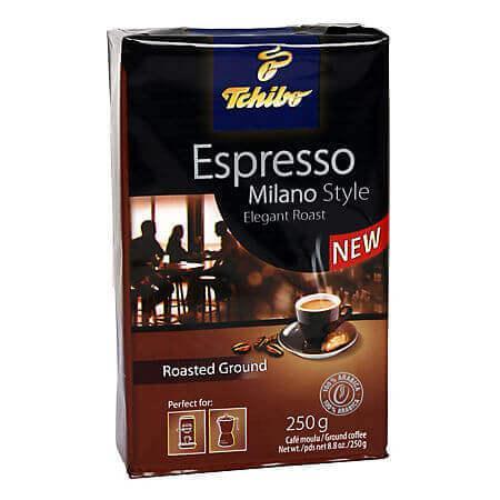 Cafea Tchibo Espresso Milano macinata 250 gr