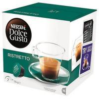 Capsule Nescafe Dolce Gusto, Espresso Ristretto, 16 Capsule, 104 g