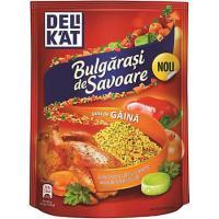 Baza pentru mancaruri Bulgarasi de savoare, cu gust de gaina 200g Delikat