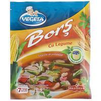 Baza pentru mancare bors cu legume 70 gr Vegeta