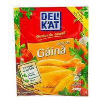 Baza pentru mancare cu gust de gaina 200 gr Delikat