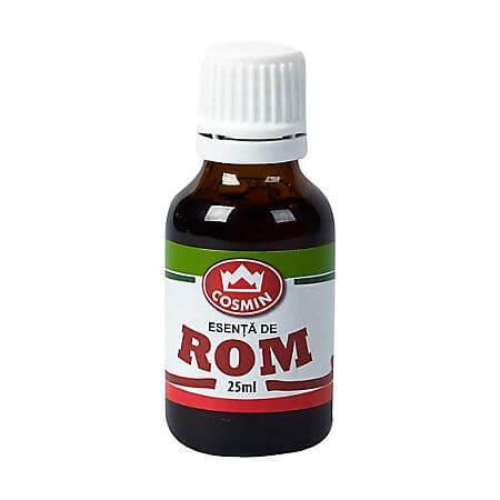Esenta de rom 25ml Cosmin