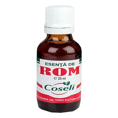 Esenta rom, 25ml