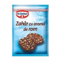 Zahar cu aroma de rom 8g Dr. Oetker