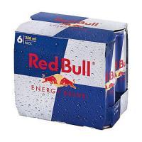 Energizant 0.25l Red Bull, 6 buc/bax