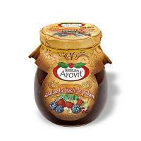Dulceata fructe de padure 340g Arovit
