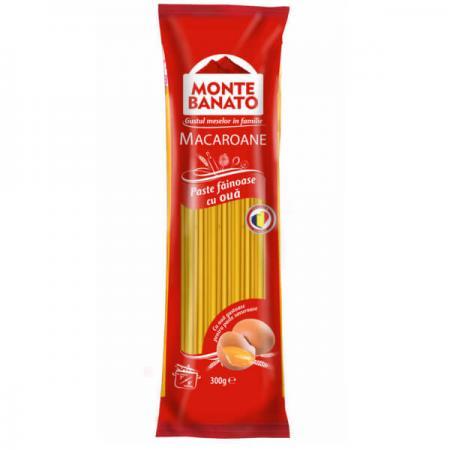 Macaroane cu ou 300g Monte Banato