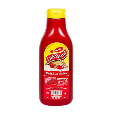Ketchup dulce 480g La Minut