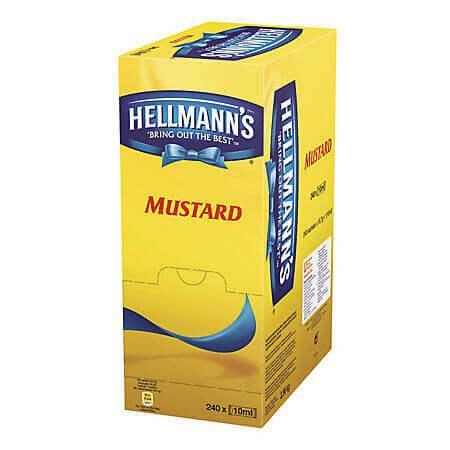 Mustar 240x10ml Hellmanns