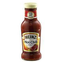 Sos Hot Chili 250ml Heinz