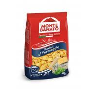 Ravioli cu branza, 250g, Monte Banato