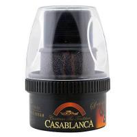 Crema solida pentru incaltaminte neagra 60ml Casablanca