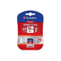 Card de memorie, SDHC 16gb, Verbatim CLS10
