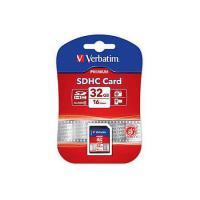 Card de memorie, SDHC 32gb, Verbatim CLS10
