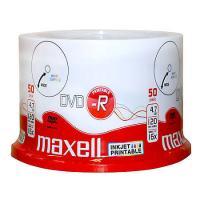 DVD-R print 4.7GB 16x 50buc/cutie Maxell