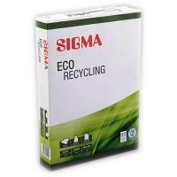 Hartie copiator reciclata 500 coli, Sigma