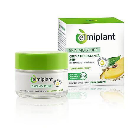 Crema hidratanta zi TNM 50ml, Elmiplant