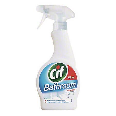Detergent pentru baie CIF spray 500ml