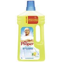 Detergent universal pentru suprafete Mr. Proper Lemon 1L