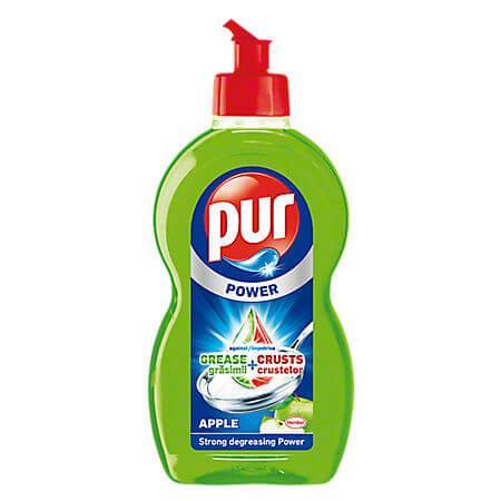 Detergent lichid Pur Apple pentru vase 450 ml