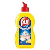 Detergent lichid Pur Lemon pentru vase 450 ml